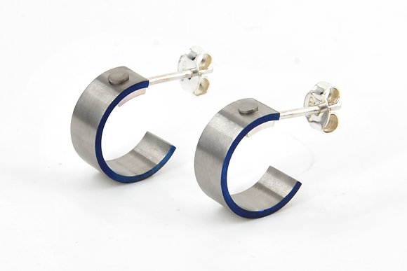 Titanium Hoop Earrings