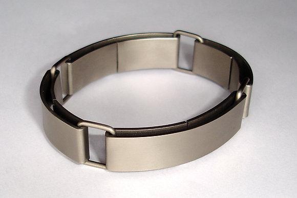 Titanium Link Bracelet