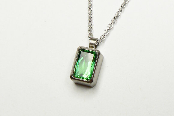 Gem Box Pendant
