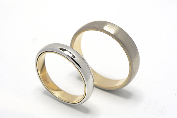 Heart of Gold Matching Rings