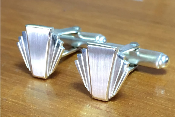 Fantail Cuff Links
