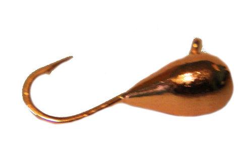 COPPER PLATED TUNGSTEN JIG, 3-6mm