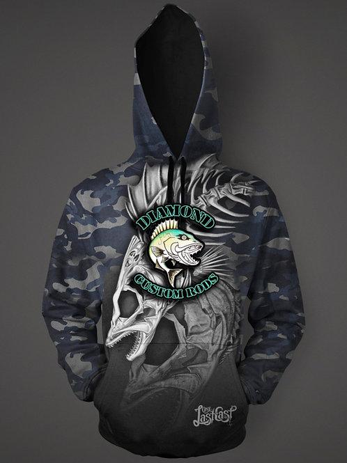 DCR OLC Fishing Hoodie