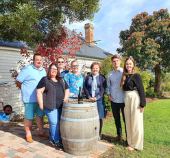 Kate Hill wines.