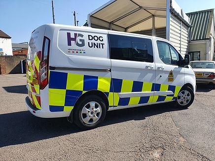 Herongrange Dog unit
