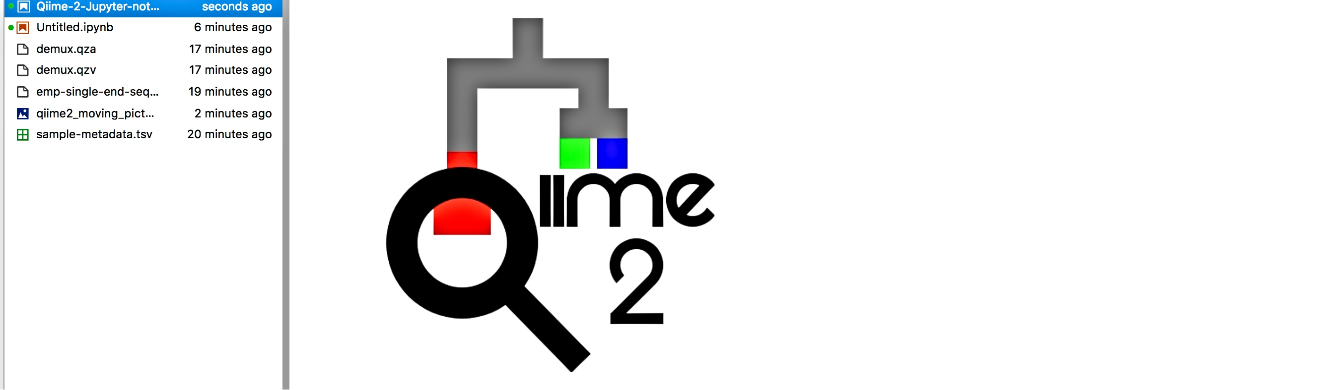 How to use qiime 2