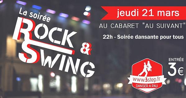 Soirée pop rock swing au Cabaret