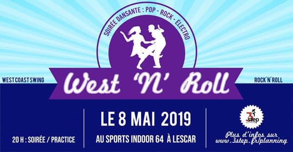 Soirée West'n Roll