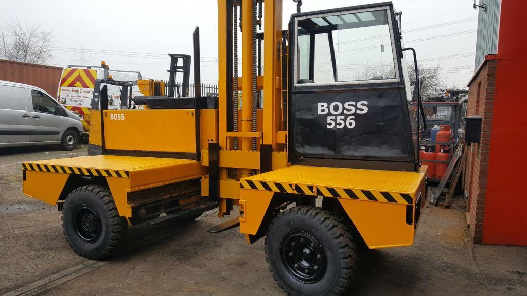 Lancer boss 556 for sale sideloader