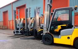 IVS Materials handling fleet upgrade