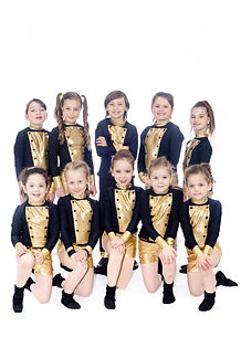 Recreational dance class in Cornwall Ontario