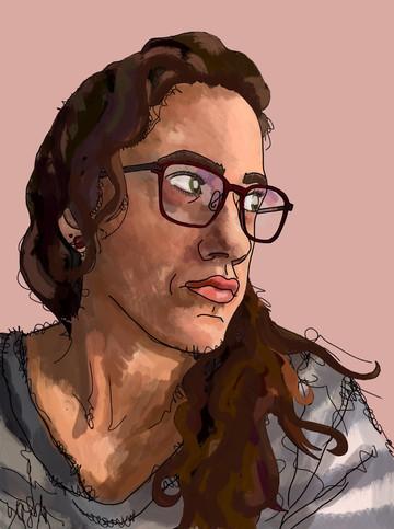 Self Portrait - February