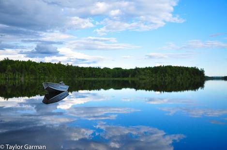Big Lake- calm