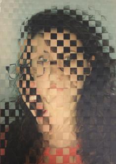 Woven Self Portrait