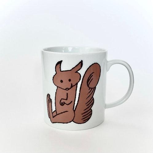 マグカップ / Squirrel