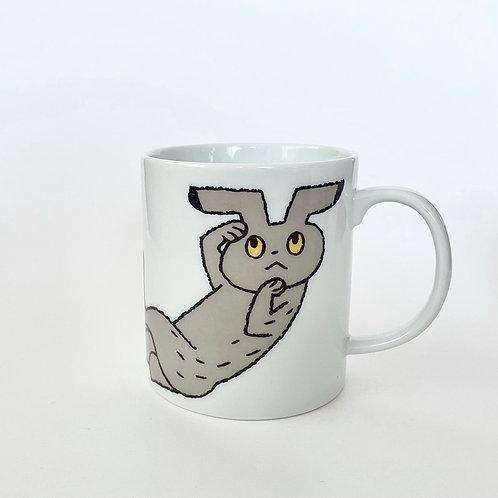 マグカップ  Hare