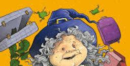מליסה, מכשפה זקנה וטרחנית