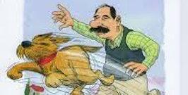 עלילות סבא קיש עם כלבו המופלא חיש-התחרות הגדולה עם רכבת העמק
