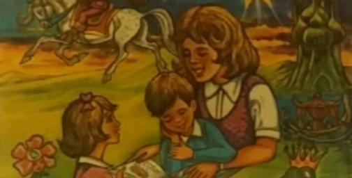 אמא מספרת עוד מבחר הסיפור והאגדה לילד
