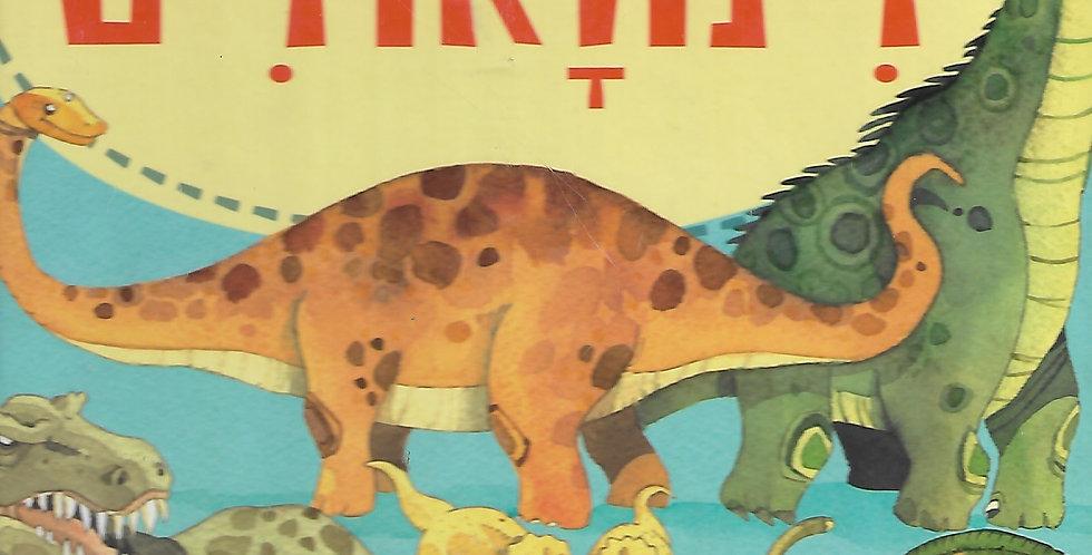 פותחים דף דינוזאורים