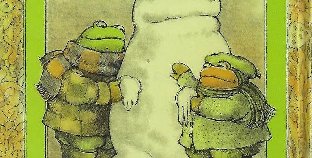 צפרדי וקרפד כל השנה