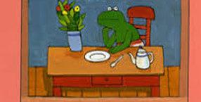 צפרדע ביום מיוחד מאוד