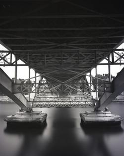 パリのセーヌ川に架かる橋を撮影したいと思ったのだ。