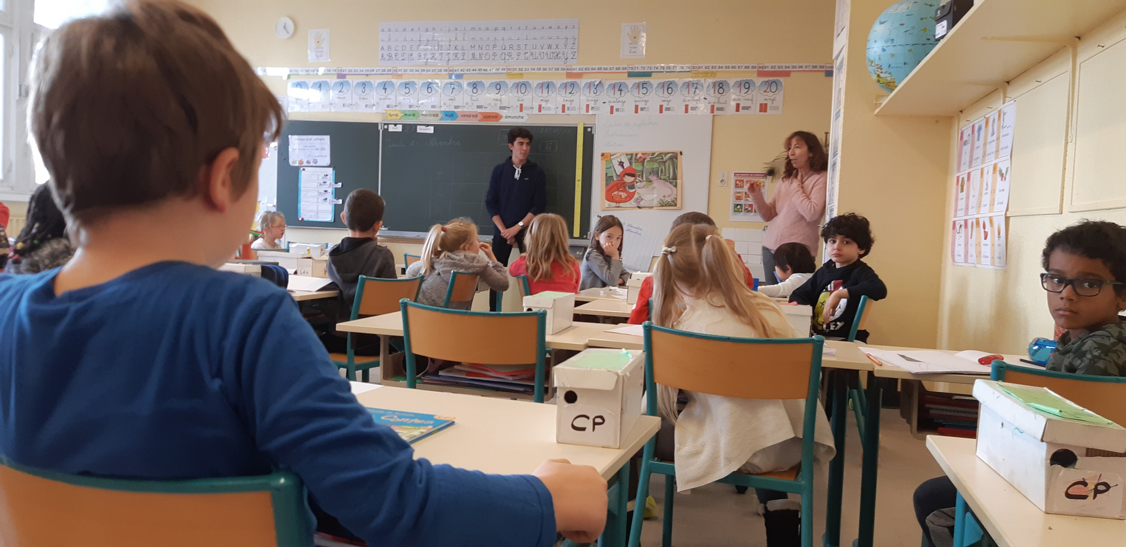 Ecole Cuques