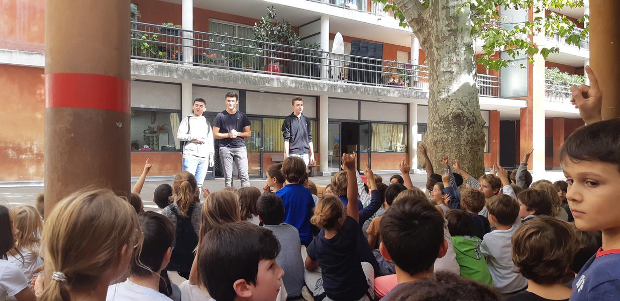 Ecole Jeanne d'Arc
