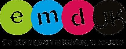 EMDUKCMYK logo with updated strapline (1