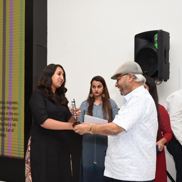 Award: Shelter Award 2019