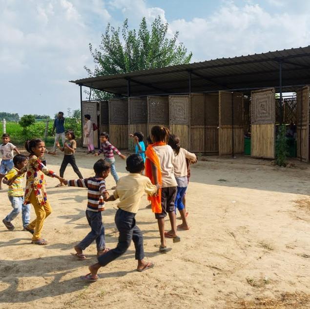 Video: The school we built twice