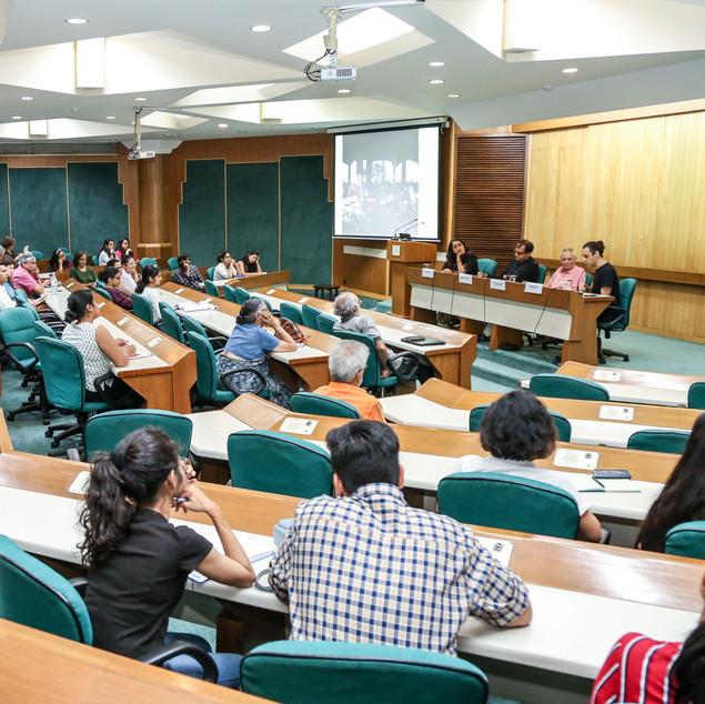 Panel Discussion: City as a Cultural Enterprise, Delhi, August 2019