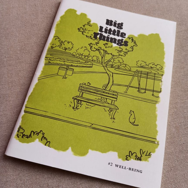 Interview: Big Little Things, 2020