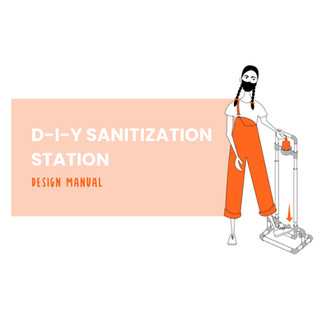 Build your own Sanitization Station