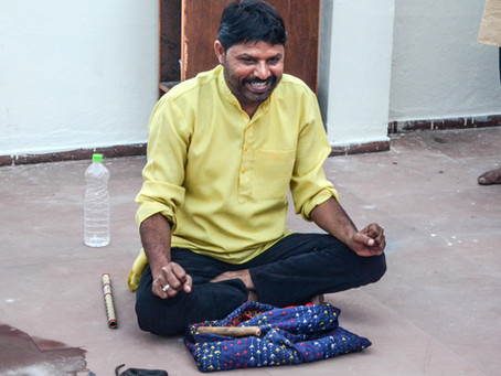 Where have all the snake-charmers and street magicians gone?