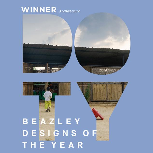 Award: Beazley Designs of the Year 2020
