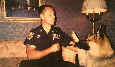 A Moving Tribute to NYPD's K9 Corps, 9/11 Memorial, World Trade Center Terrorist Attacks