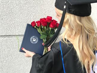 DeVry University Graduation; Finding A Good Dogsitter