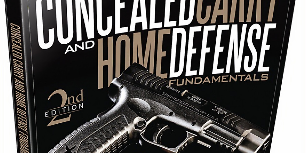 Concealed carry and home defense  (1)