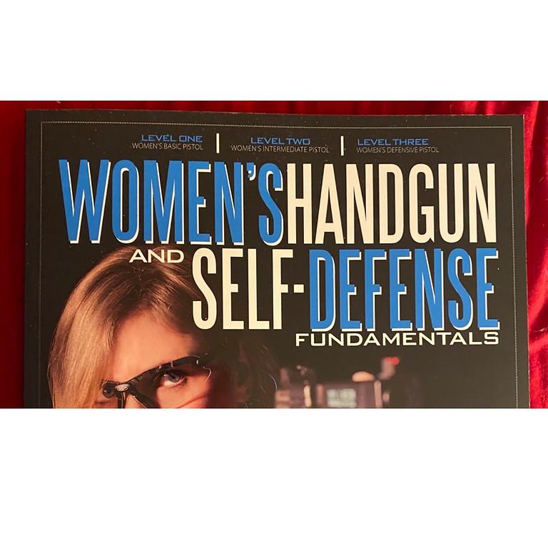 Womens Only Handgun and self defense fundamentals