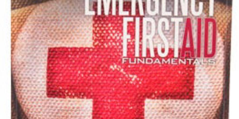 First Aid Fundamentals