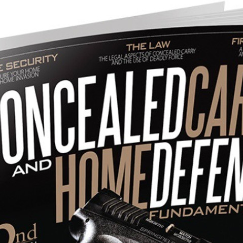 Concealed Carry and Home Defense Fundamentals (2)