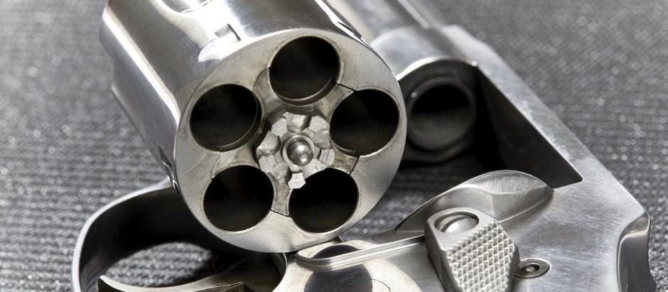 A gun alone, can't hurt you.