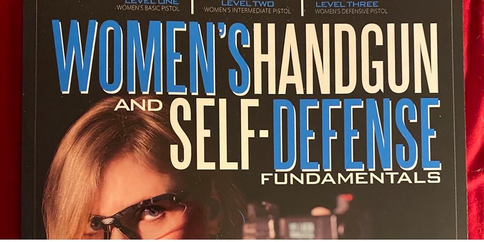 Women's handgun fundamentals part 3