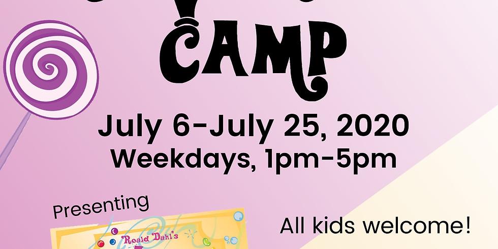Kids Camp - Willy Wonka Kids