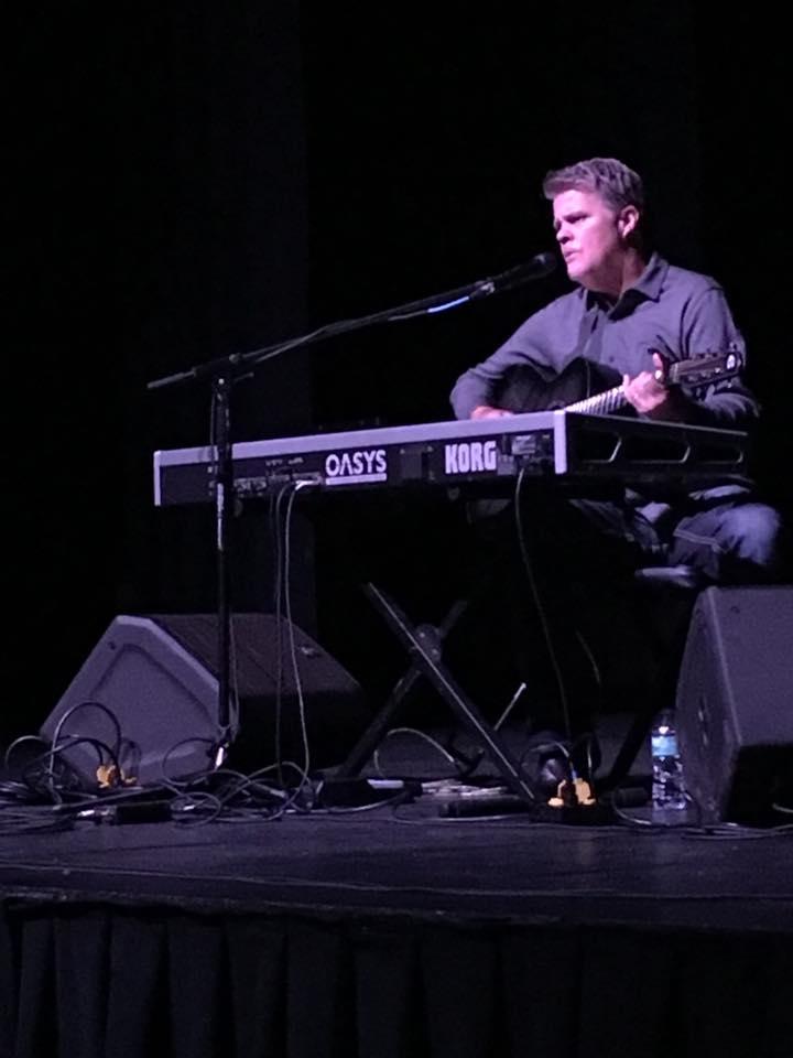 Lonestar's Richie McDonald