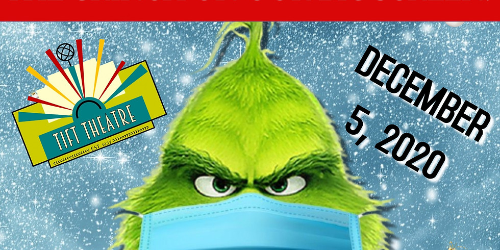 2 PM: FREE MOVIE - The Grinch