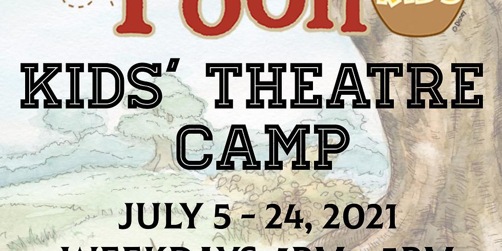 Theatre Kids' Camp - WINNIE THE POOH KIDS!