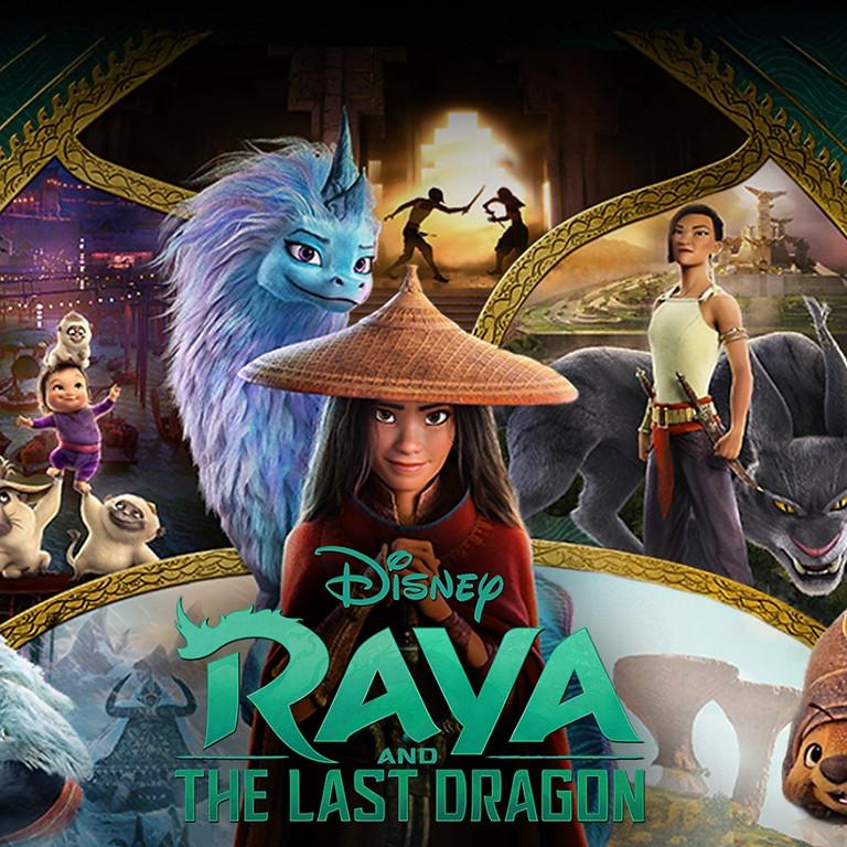 Movies at the Tift: Raya and the Last Dragon